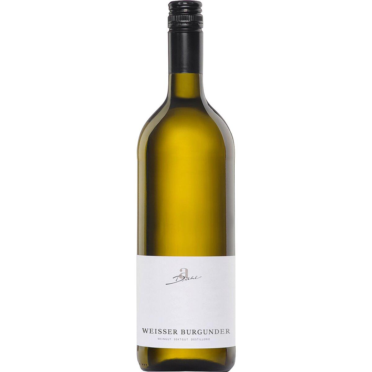 WG Diehl Weißer Burgunder QbA trocken - Weingut A. Diehl - , , , ,