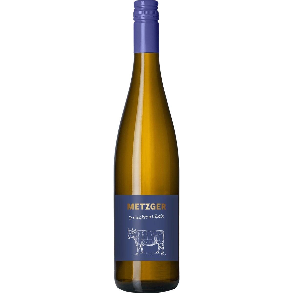 Prachtstück Cuvée weiß QbA feinherb WG Metzger - Weingut Uli Metzger - , , , ,