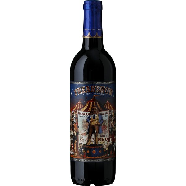 Freakshow Red blend Lodi California