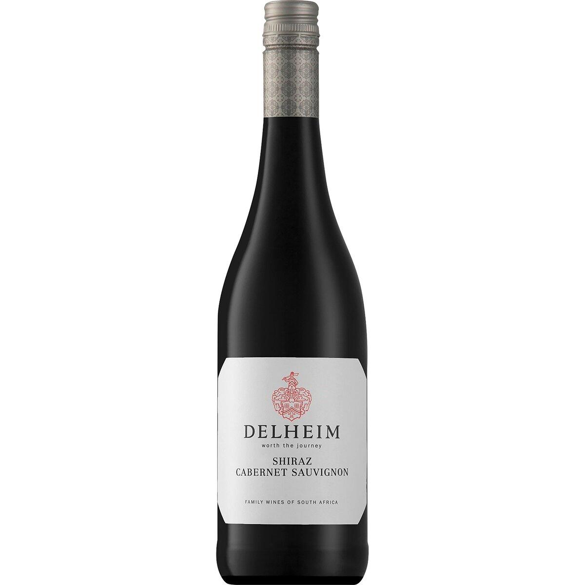 Delheim Cabernet Sauv./Shiraz Lifestyle - Delheim Wine Estate - , , , ,