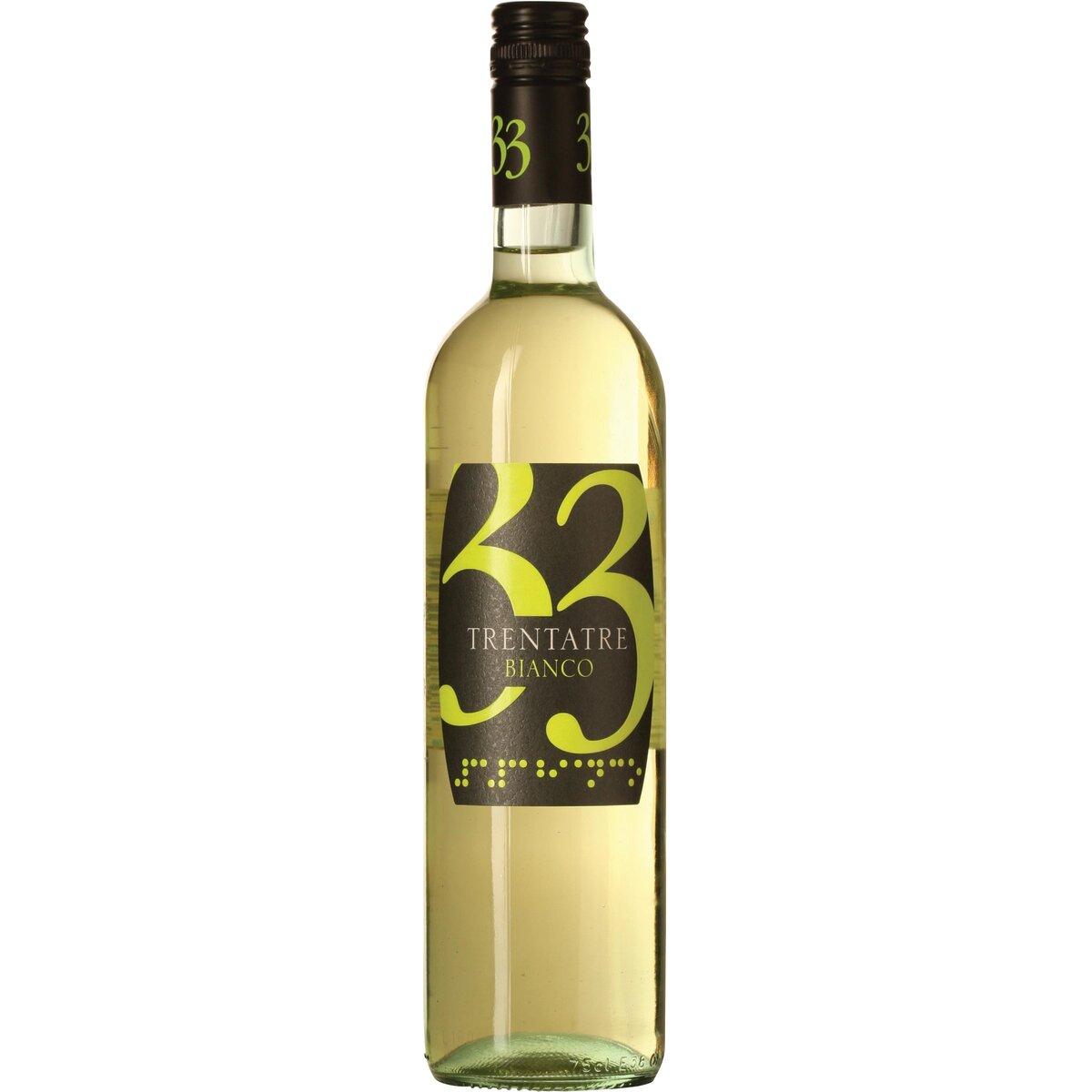 Trentatre Chardonnay Sicilia IGT - Angelo Rocca & Figli - , , , ,