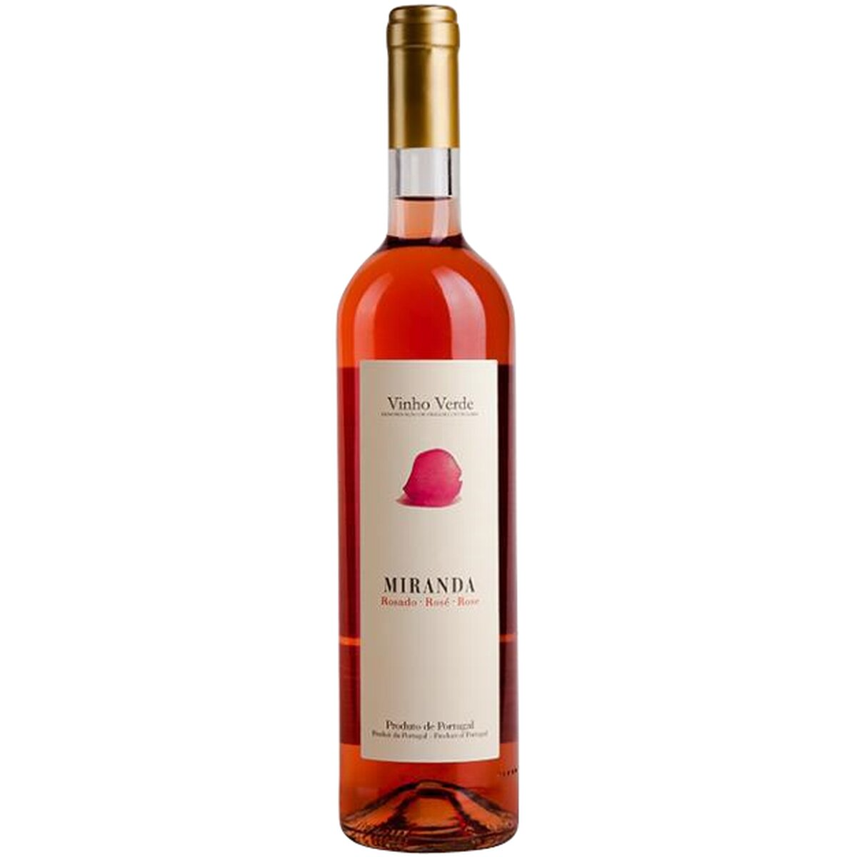 Miranda Vinho Verde Rosado - Caves Campelo S.A. - , , , ,