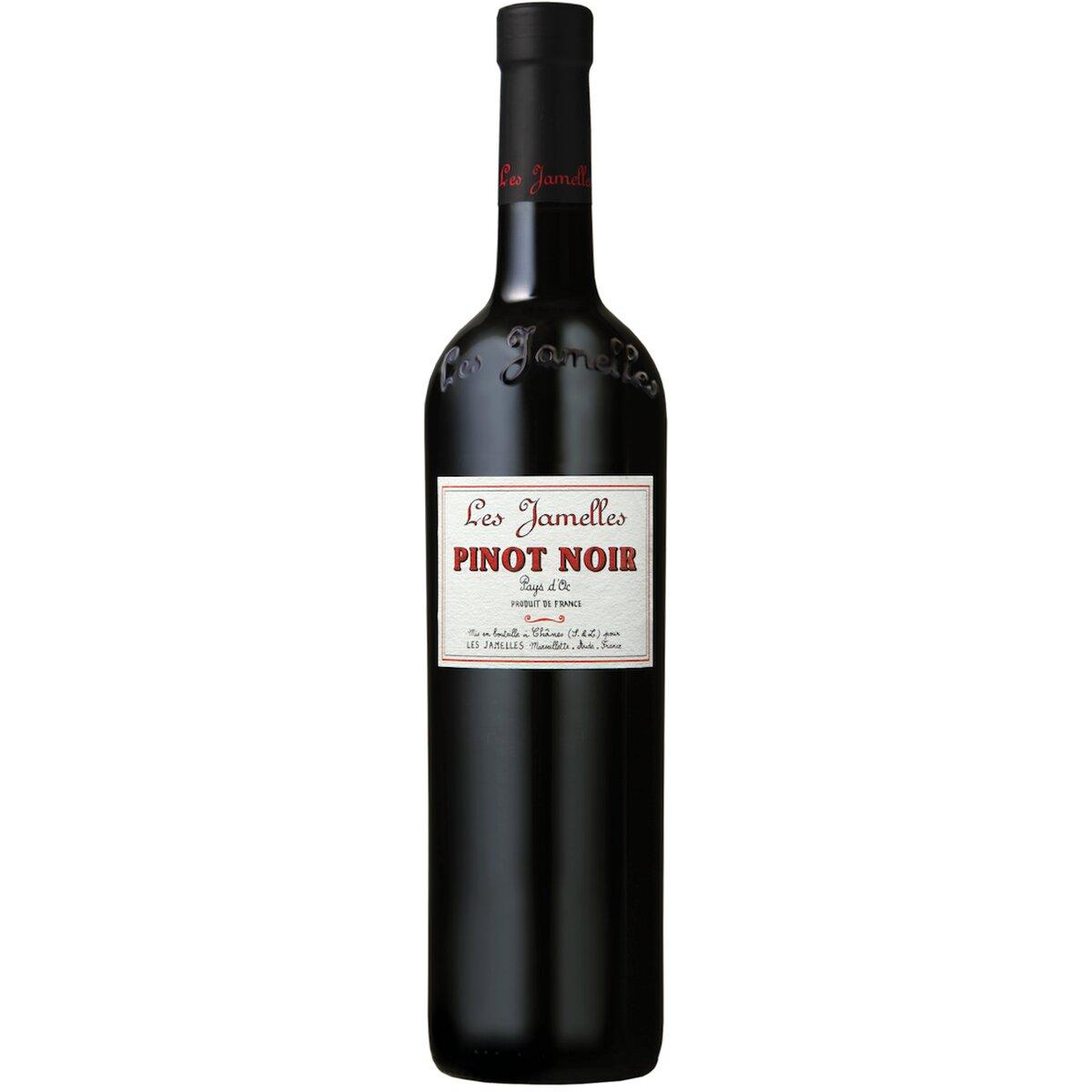 Les Jamelles Pinot Noir - Badet Clément - , , , ,