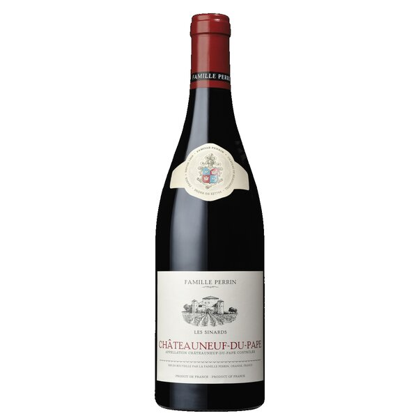 Famille Perrin Châteauneuf-du-Pape Les Sinards rouge