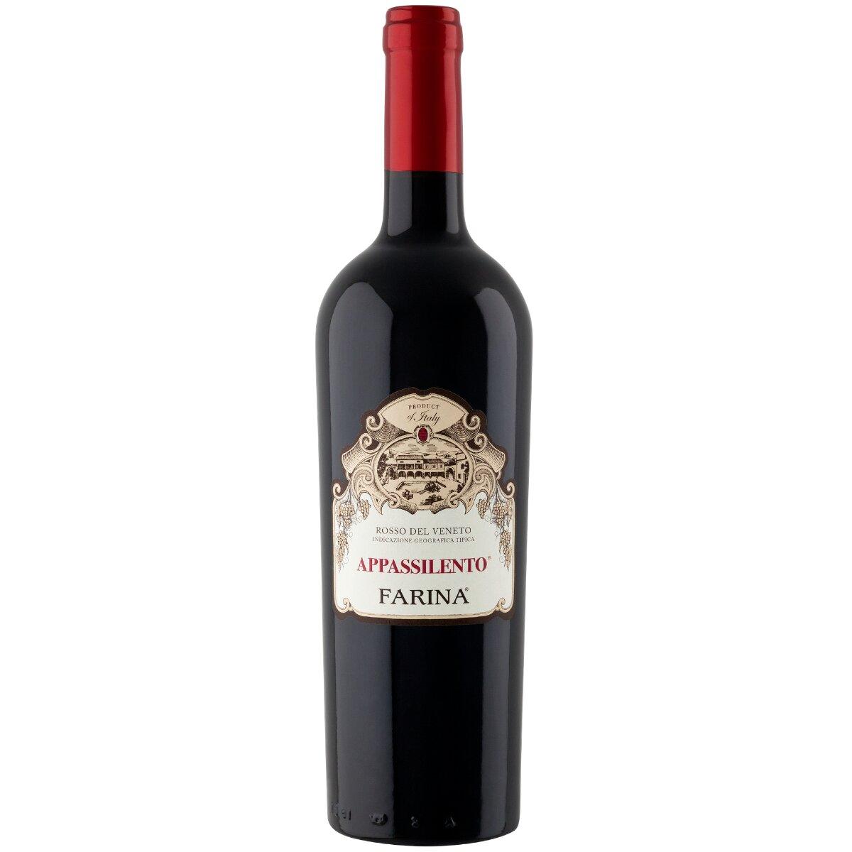 Farina Appassilento Rosso Veneto IGT - Azienda Vinicola Farina Srl. - , , , ,