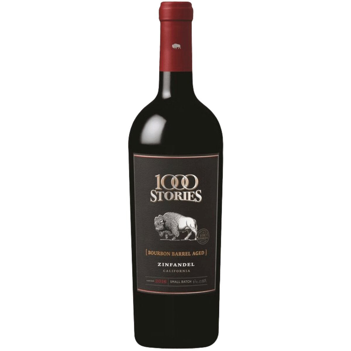 1000 Stories Bourbon Aged Zinfandel - Fetzer Vineyards - , , , ,