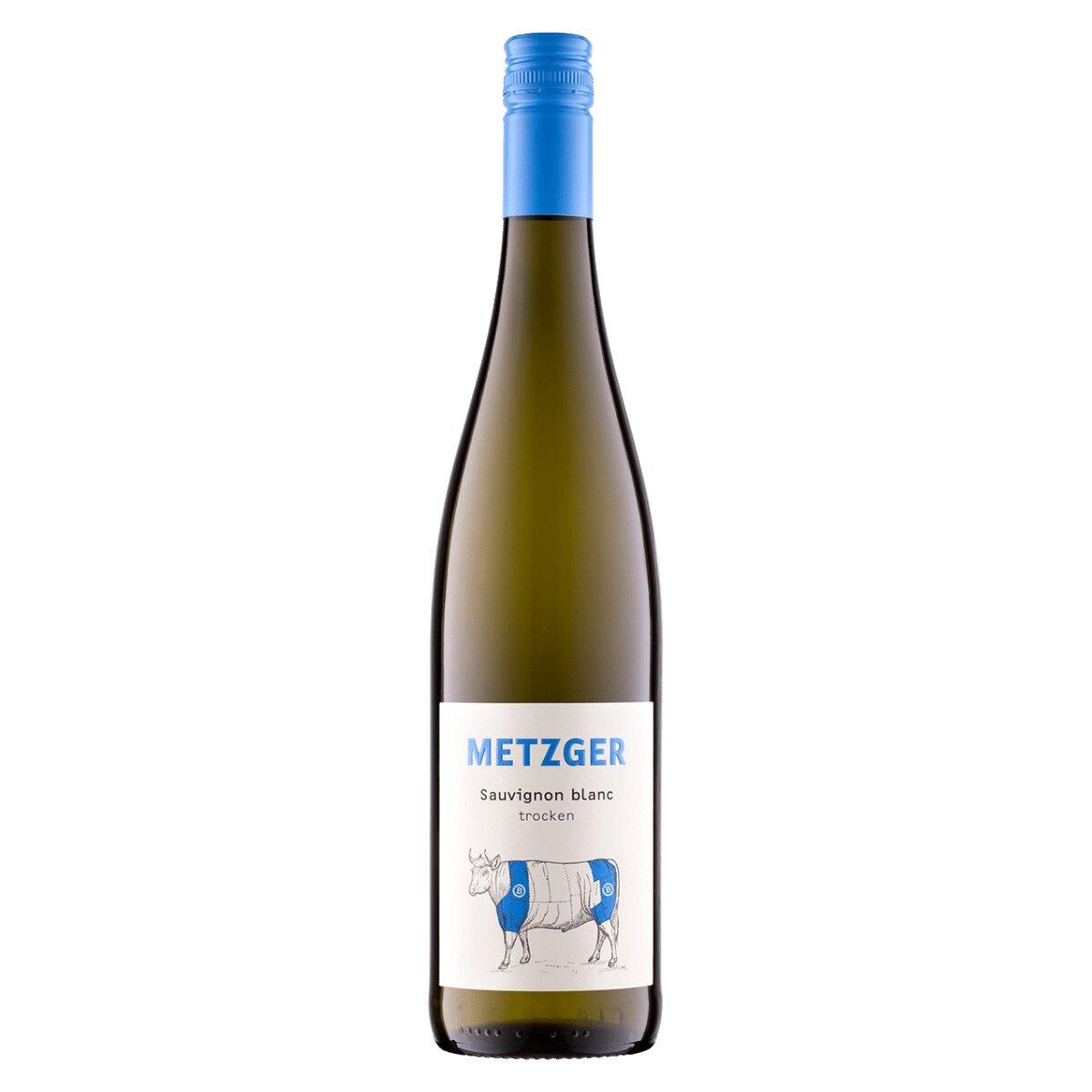 Metzger Sauvignon Blanc - Weingut Uli Metzger - , , , ,