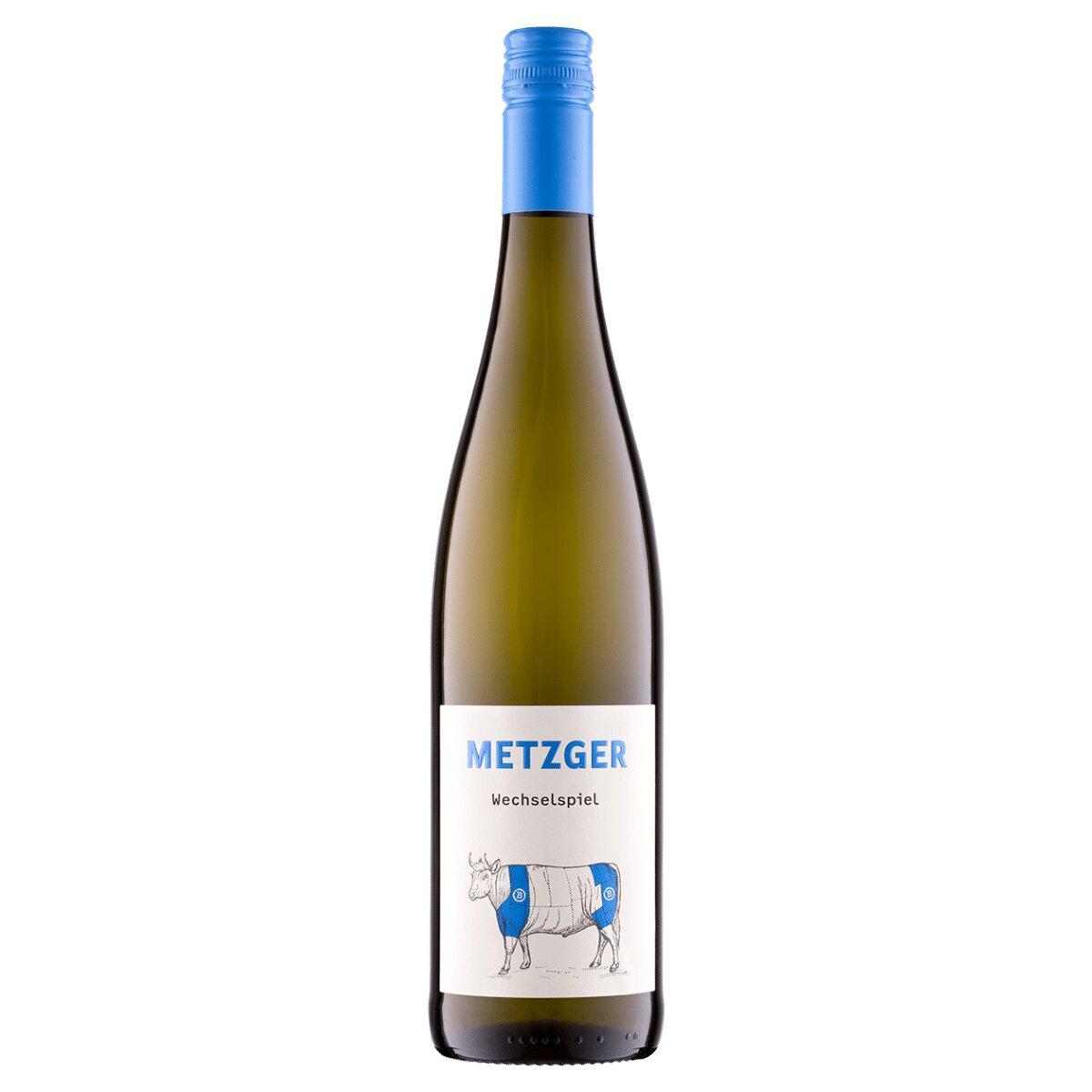 Metzger Wechselspiel - Weingut Uli Metzger - , , , ,