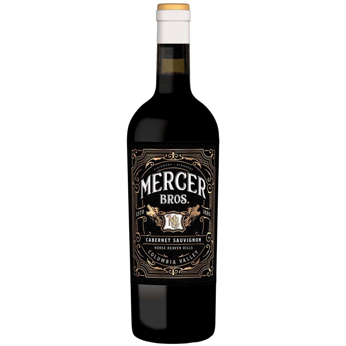 Mercer Bros. Cabernet Sauvignon - Mercer Bros. - , , , ,