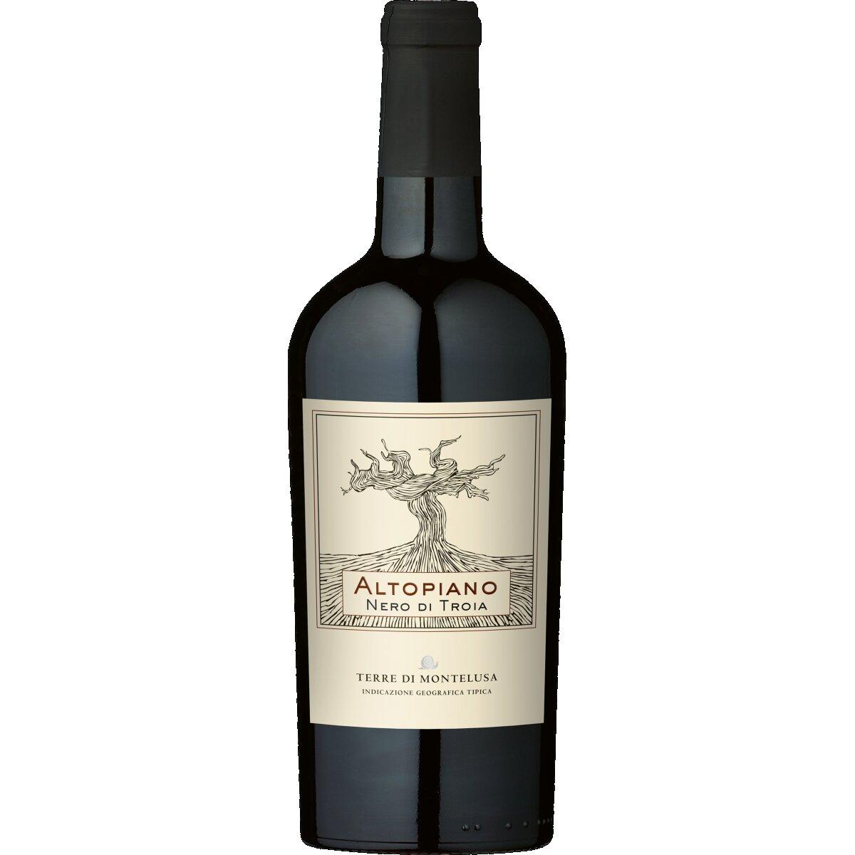 Terre di Montelusa Altopiano Nero di Troia Puglia IGT - Botter Wines - , , , ,