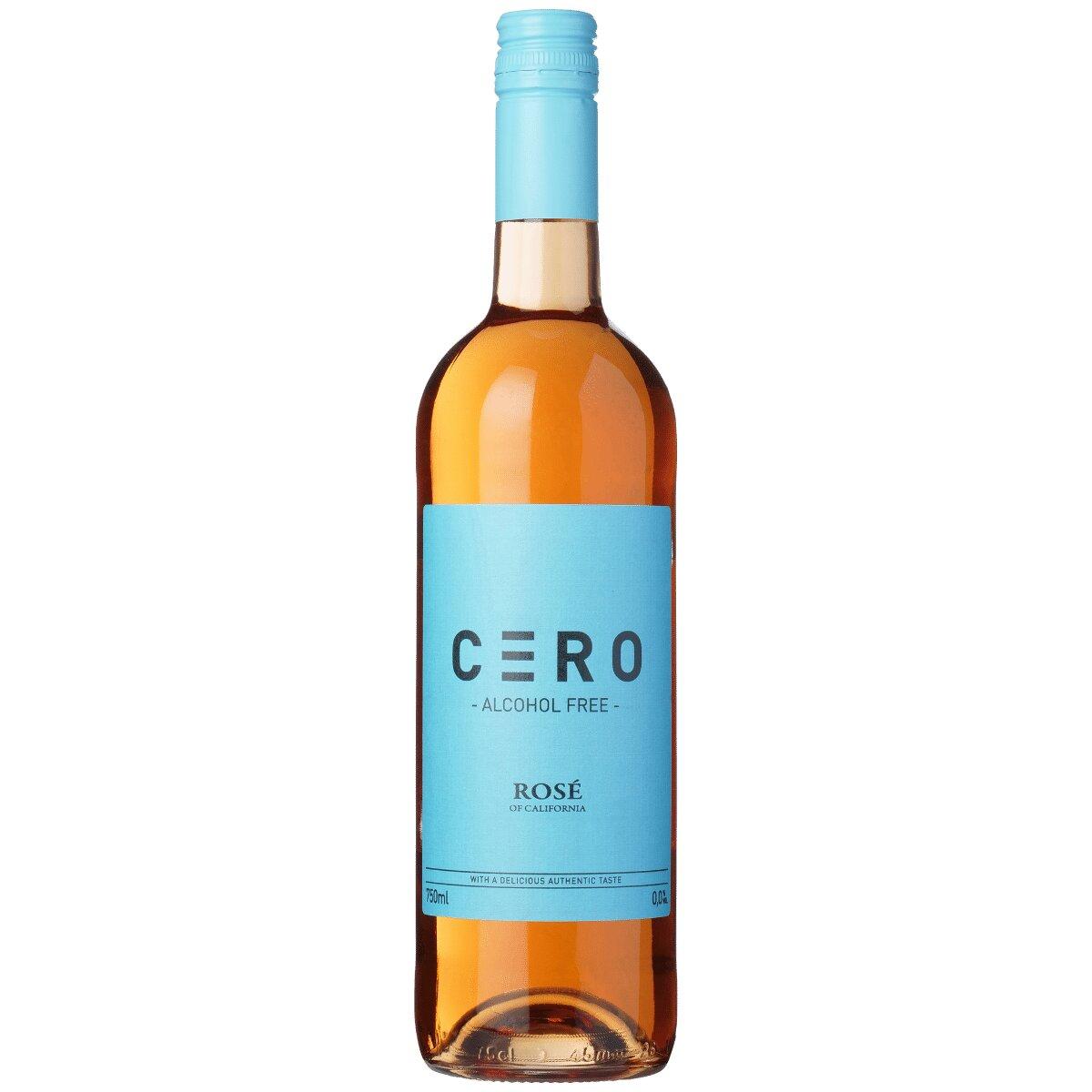 Golden State Vintners Cero Rosé | Alkoholfrei - Golden State Vintners Inc. - , , , ,