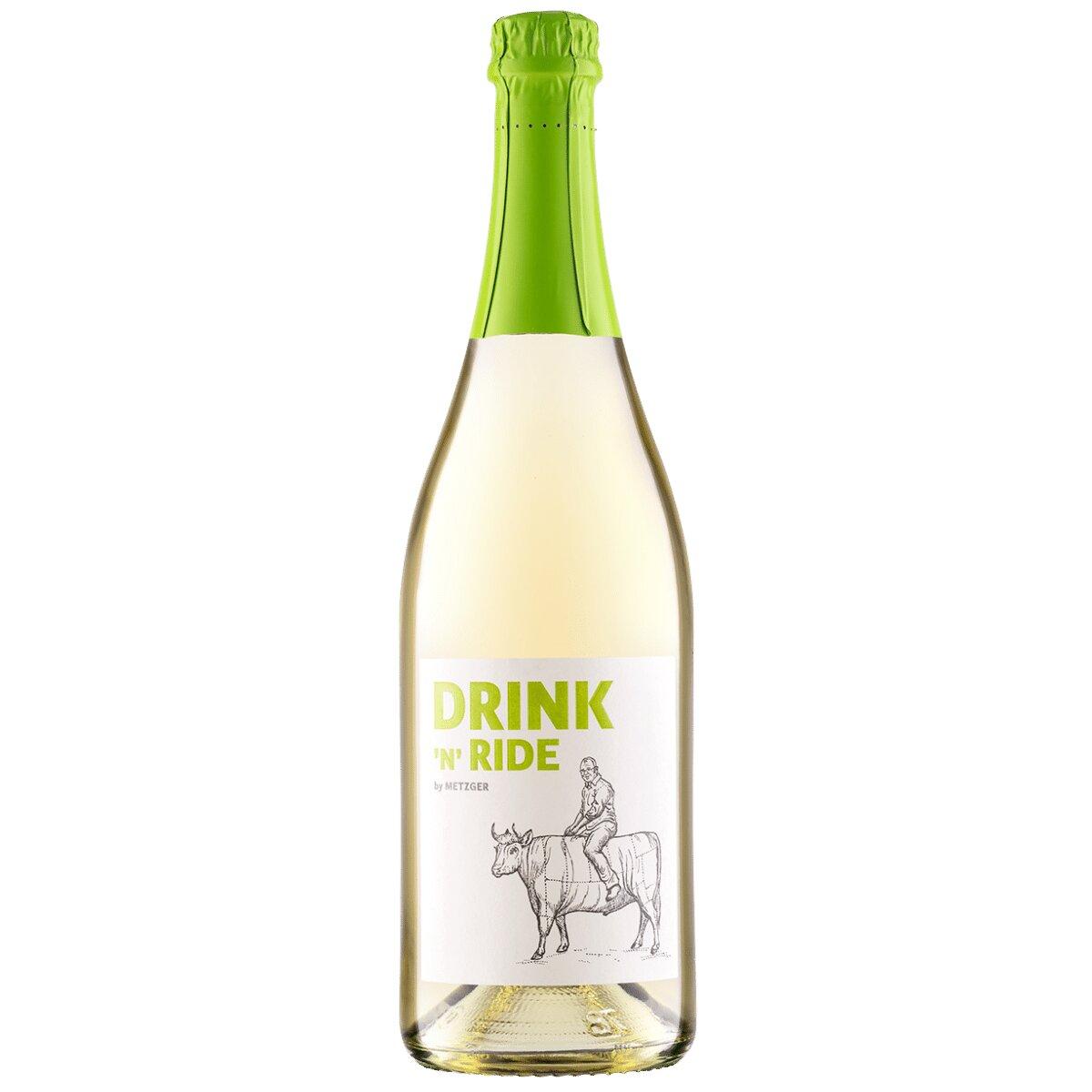 Metzger Drink n Ride | Alkoholfrei - Weingut Uli Metzger - , , , ,